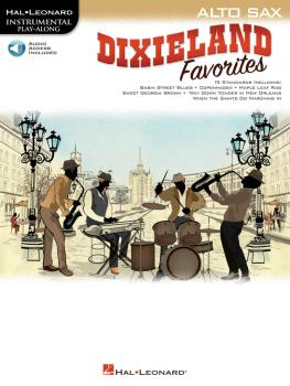 Dixieland Favorites (Alto Sax) (HL-00268758)