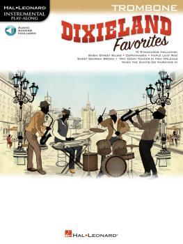 Dixieland Favorites (Trombone) (HL-00268760)