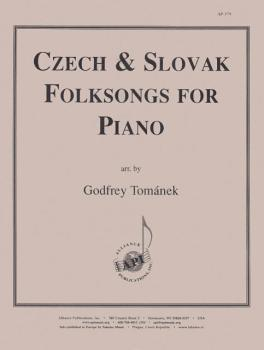 Czech & Slovak Folksongs for Piano (HL-08770542)