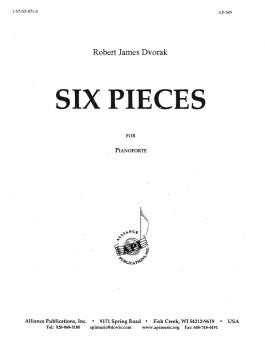 Six Pieces for Pianoforte (HL-08770553)