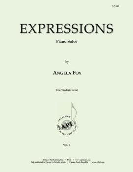 Expressions: Piano Solos Intermediate Level (HL-08770563)