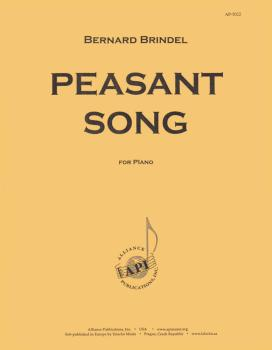 Peasant Song for Piano (HL-08773515)