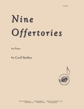 Nine Offertories for Piano (HL-08773532)