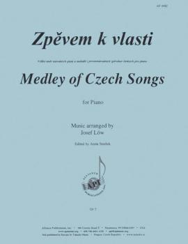 Zpevem K Vlasti: Medley of Czech Songs (HL-08773993)