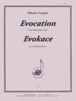Evocation: Evokace Four-Hand Piano Duet (HL-08774006)