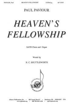 Heaven's Fellowship (HL-08774062)