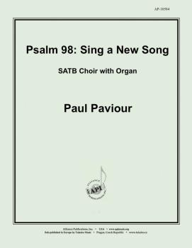 Psalm 98: Sing a New Song (HL-08774063)