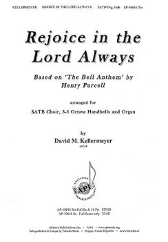 Rejoice in the Lord Always (HL-08774095)