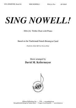 Sing Nowell! (HL-08774129)