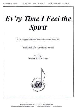 Ev'ry Time I Feel the Spirit (HL-08774151)
