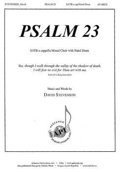 Psalm 23: Ya Tho I Walk Thru the Valley (HL-08774153)