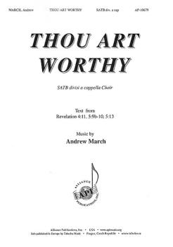 Thou Art Worthy: A New Canticle (HL-08774160)