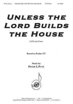 Unless the Lord Builds the House (HL-08774168)