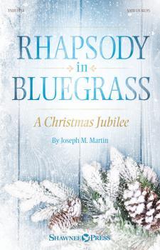 Rhapsody in Bluegrass (A Christmas Jubilee) (HL-35031954)
