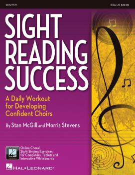 Sight-Reading Success: A Daily Workout for Developing Confident Choirs (HL-00127571)