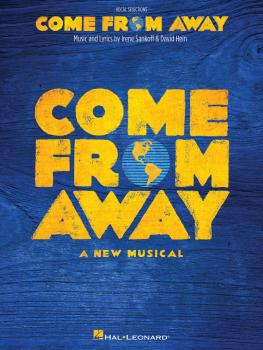 Come from Away: A New Musical Piano/Vocal Selections (HL-00250241)
