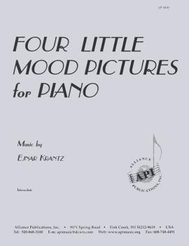 Four Little Mood Pictures for Piano (HL-08773503)