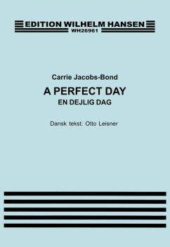 A Perfect Day (En Dejlig Dang) (Voice and Piano) (HL-14043252)