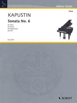 Sonata No. 6, Op. 62 (Piano) (HL-49045857)