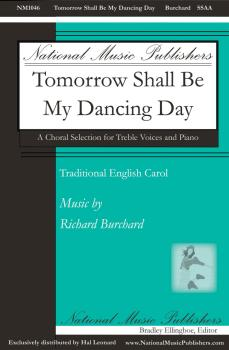 Tomorrow Shall Be My Dancing Day (HL-00275033)