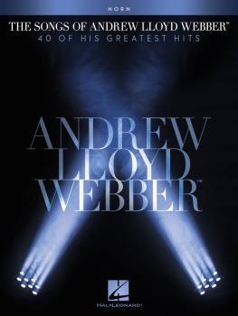 The Songs of Andrew Lloyd Webber (Horn) (HL-00102651)