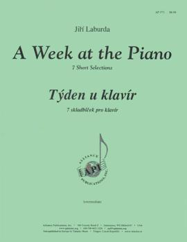 A Week at the Piano (7 Short Selections) (HL-08770536)