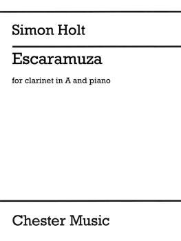 Escaramuza: Clarinet in A and Piano (HL-00263043)