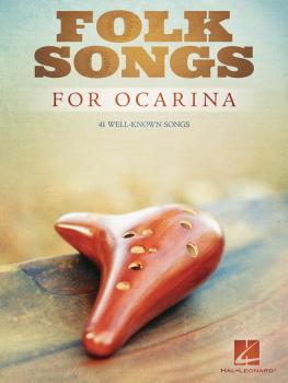 Folk Songs for Ocarina (HL-00276000)