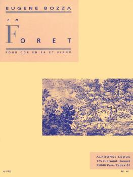 En Foret (for French Horn and Piano) (HL-48180992)