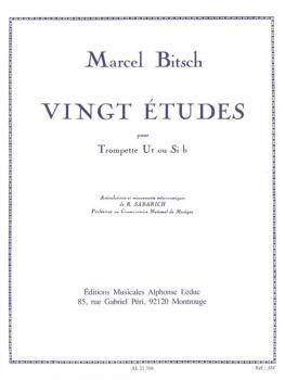 Vingt Etudes (for Trumpet) (HL-48181599)