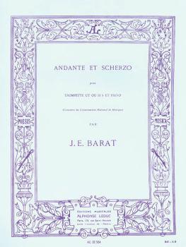 Andante and Scherzo (Trumpet and Piano) (HL-48181605)