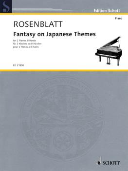 Fantasy on Japanese Themes (for 2 Pianos, 8 Hands) (HL-49044210)