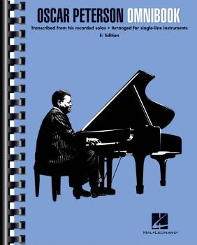 Oscar Peterson - Omnibook (E-Flat Instruments) (HL-00148437)