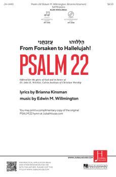 Psalm 22 (HL-00265819)