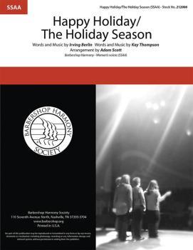 Happy Holiday/The Holiday Season (HL-00283282)