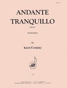 Andante Tranquillo (Opus 16) (HL-08773612)