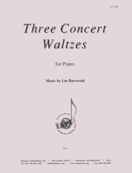 Three Concert Waltzes (HL-08773613)