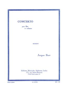 Concerto (for Flute and Piano) (HL-48180670)