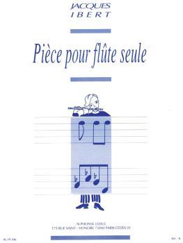 Pièce Pour Flute Seule (HL-48180817)
