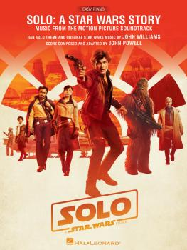 Solo: A Star Wars Story: Music from the Motion Picture Soundtrack (HL-00280823)