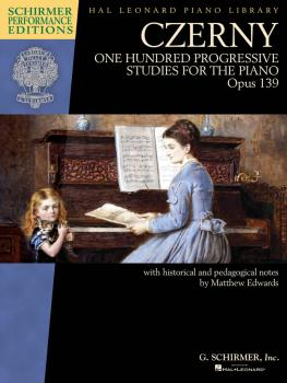 One Hundred Progressive Studies for the Piano, Op. 139 - Schirmer Perf (HL-00297115)
