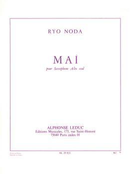 Mai (for Solo Alto Saxophone) (HL-48183438)