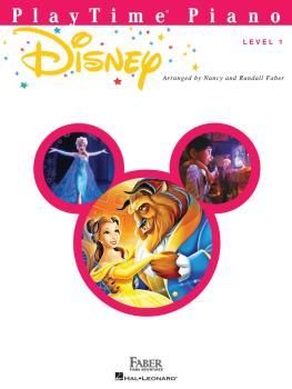 PlayTime® Piano Disney (Level 1) (HL-00275427)