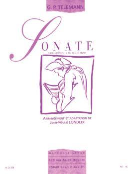 Sonate (for Alto Sax and Piano) (HL-48183081)