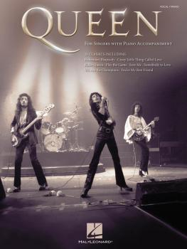 Queen (For Singers with Piano Accompaniment) (HL-00218495)