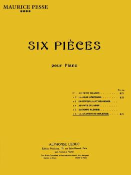 La Chanson Du Muletier (for Piano Solo) (HL-48180080)