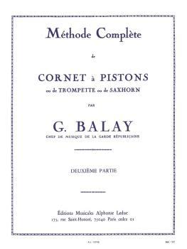 Méthode Compléte de Cornet á Pistons - Volume 2 (HL-48180102)