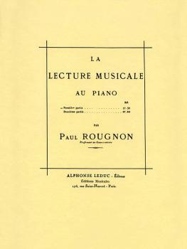 La Lecture Musicale Au Piano - Volume 1 (HL-48180106)
