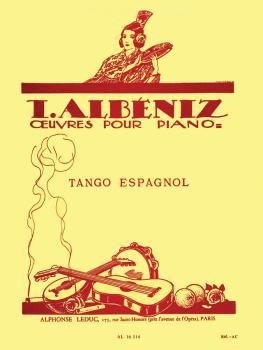 Tango Espagnol (for Piano Solo) (HL-48180152)