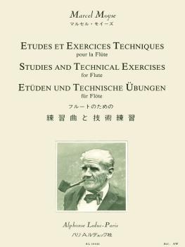 Etudes Et Exercices Techniques pour la Flute: [Studies and Technical E (HL-48180166)